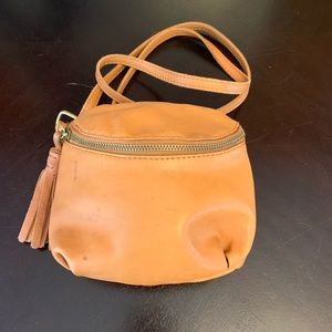 Crossbody Leather bag by Lucky Brand